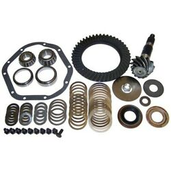 J0943188 Ring And Pinion Front Or Rear New For J Series Jeep Cj7 J10 J20 74-88