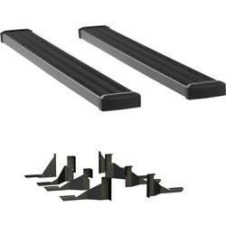 415125-401439 Luverne Set Of 2 Running Boards New For Ram 2500 2014-2020 Pair