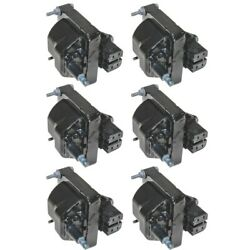 Set-wkp9201004-6 Walker Products Ignition Coils Set Of 6 New For Olds Suburban