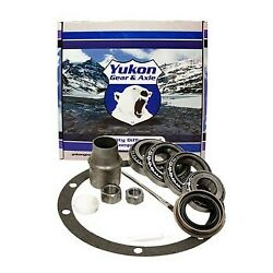 Bk Isam Yukon Gear And Axle Ring And Pinion Installation Kit Front Or Rear New
