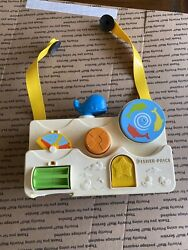 1979 Vintage Fisher Price Quaker Oats Bath Toy 133