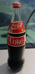 Look Read Me Rare Coca Coal Classic 750 Ml Acl Paper Combo Bottle- Holy Grail