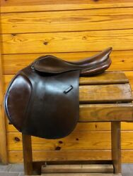 Tad Coffin A5 17.5 Saddle -- Free Shipping Returns Accepted