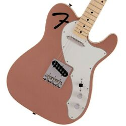 Fender Made In Japan Limited F-hole Telecaster Thinline -penny - Guitar