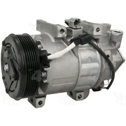 98664 4-seasons Four-seasons A/c Ac Compressor New With Clutch For Nissan Altima