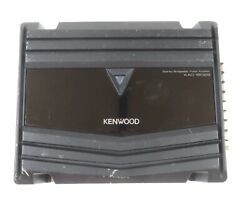 Kenwood Kac-1502s 2-channel Car Amplifier — 60 Watts Rms X 2 At 4 Ohms