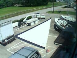Banks Sails Rf Jib W Luff 54-8 From Boatersand039 Resale Shop Of Tx 2005 0771.91
