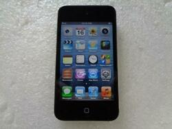 Apple A1367 iPod Touch 16GB 4th Generation Black $19.95
