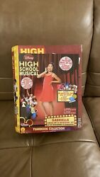 High School Musical Gabriella Dress Up Accessory Set Yearbook Collection Sealed