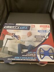Liberty Lift Standing Aid. New In Box.rubber Grip Handles Lifts Up To 400lbs.
