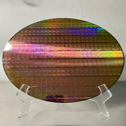 Wafer 12 Inch Csilicon Wafer Semiconductor Cmos Silicon Wafer Chip