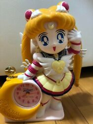 Sailor Moon Alarm Clock At The Time Sailor Stars Eternal [exc] From Japan