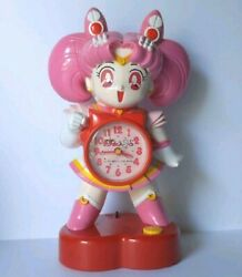 Sailor Moon Alarm Clock At The Time Sailor Stars Small Moon [exc] From Japan