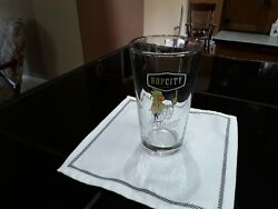 Collectible Hopcity Beer Brewing Co. Glass / Tumbler Polly Want A Pilsner