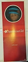 Cecile, Marie Grace Friend American Girl Retired Historical 18 Doll Brand New