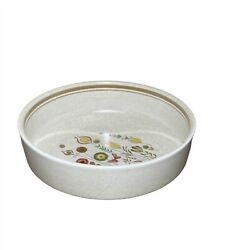 Lenox Temper Ware Sprite Soup Cereal Bowl Made In Usa Beige