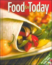 Food For Today By Mcgraw-hill Staff Helen Kowtaluk