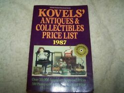 Kovelsand039 Antiques And Collectibles Price List By Terry H. Kovel Ralph M. Kovel