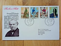 Rowland Hill Stamps First Day Cover 1979