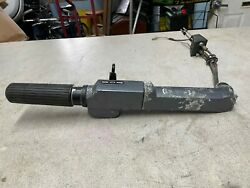Used Yamaha Outboards - Complete Tiller Handle Assy For F/t9.9 94and039 - 05and039