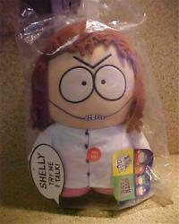 South Park Nos 2004 Shelly Marsh Sealed From Factory Plush Doll 10 Tall Rare