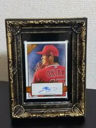 Shohei Otani Topps Gallery 2020 Limited 25 Autograph Cards