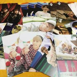 Shinee Official Postcards And Raw Photos Sold In Bulk
