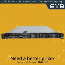 Dell Poweredge R420 1x8 2.5 Hard Drives - Build Your Own Server