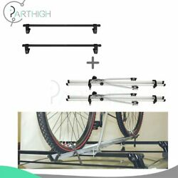 Top Roof Rack Crossbar Luggage And Bicycle For Universal 48 Ford/chevy/honda/jeep