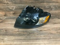 Audi A4 S4 Oem Front Driver Side Xenon Headlight Headlamp 2003-2006