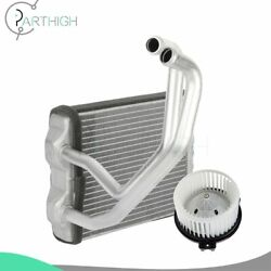 A/c Blower Motor And Heater Core For 1999-2001 Jeep Grand Cherokee Kit Replacement