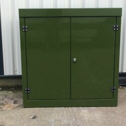 2 X Grp Electrical Kiosk Meterbox Cabinet Enclosure W1215mmxd500mmxh1250mm