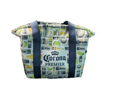 Extra Cooler Corona Bag Soft Insulated Blue Label Thermal Cerveza Bottle New