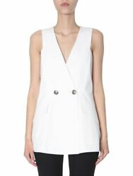 Givenchy Womenand039s White Cotton Tank Top