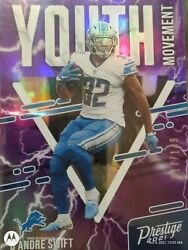 Nfl Rb 🔥d'andre Swift🔥 17/149 Youth Movement Awsome A Must🔥🔥🔥😎😎