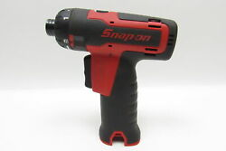Snap-on Tools Cts761a 14.4 V 1/4 Hex Microlithium Cordless Screwdriver