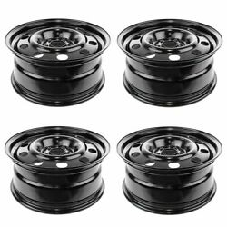 Dorman Wheel 17 Inch Steel Replacement Set Of 4 For 06-11 Crown Victoria Marquis