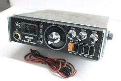 Robyn Cb Radio Sx-101 Transceiver Deluxe 23 Channel Unit 1970s Good Condition Us