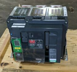Square D Schneider Mzt2-08h1 Low Voltage Power Circuit Breaker 800a 3p Can Ship