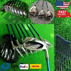 Golf Complete Clubs Set Of Mp1100 Fairway Wood + Irons + Putter 12pcs Graphite
