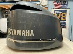 Yamaha Outboard Four Stroke F350 Hp Top Cowling - Stock 9251