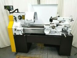 Leblond 15 X 36 Tool Room Lathe With 10 Inch 3 Jaw Chuck And Dro Watch Video