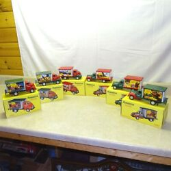 First Gear Remington Arms Die Cast Truck Set 6 + Boxes, 1994 Game Birds