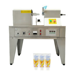 3.1 Auto Ultrasonic Plastic Tube Sealer And Sealing Machine For Toothpaste Hose