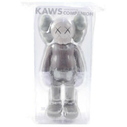 Kaws Cowes X Medicom Toy Companion Open Edition Figure Brown Size Free New And