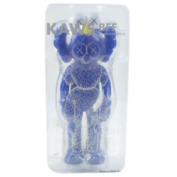 Kaws Cowes X Medicom Toy Bff Open Edition Blue Figure Blue Size Free New And U