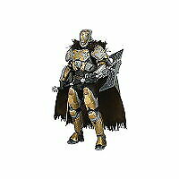 Mcfarlane Toys Destiny Lord Saladin 10inch Deluxe Figure Diecast Mcfarlane Toy