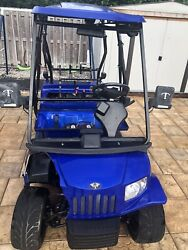 2020 Tomberlin Golf Cart 5kva Electric Ac Motor Let Me Now About Another Parts