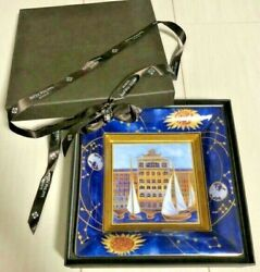 Patek Philippe Collection Plate Dish Tray Rare From Japan