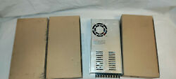 Lot Of 4 Mean Well Se-350-5 Ac To Dc Switching Power Supply 5 Volt 60a 300w Out